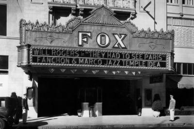 Fox - 1920-1929