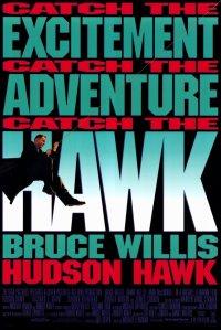 Hudson Hawk - poster 2
