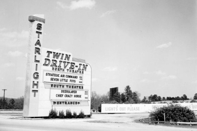 Starlight Drive-In - 1950s