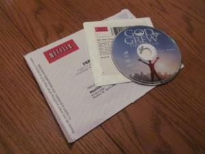 My last Netflix shipment.