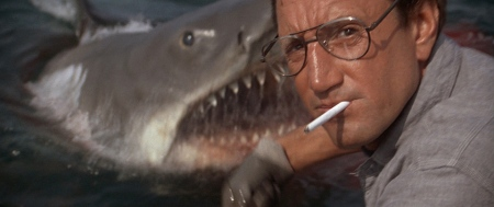 Jaws - photo chum