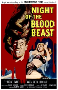 Night of the Blood Beast - poster final