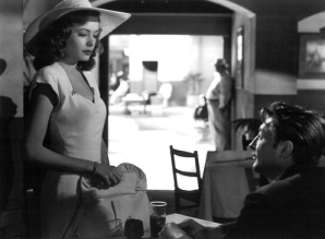 The ultumate femme fatale, Jane Greer, in Out of the Past