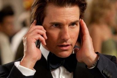 Tom Cruise - photo crop