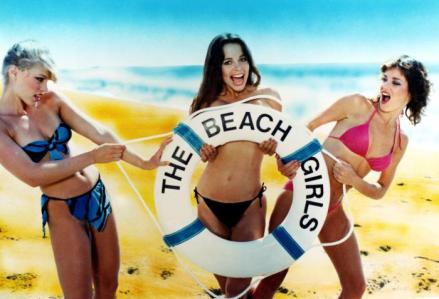 The Beach Girls