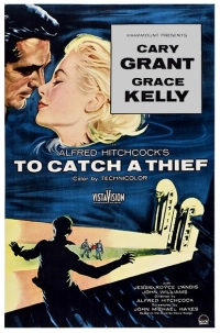 To Catch a Thief - poster