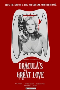 Count Dracula's Great Love - poster final