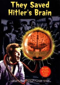 They Saved Hitler's Brain - poster