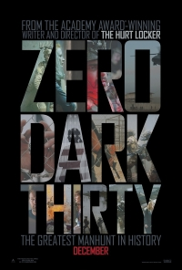 Zero Dark Thirty - poster final