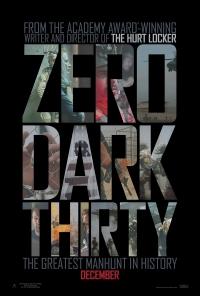 Zero Dark Thirty - poster final
