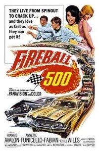 Fireball 500 - poster