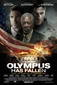 Olympus Has Fallen - poster