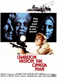 The Omega Man - poster final