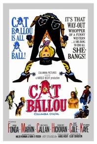 Cat Ballou - poster final