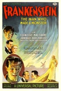 Frankenstein - poster final