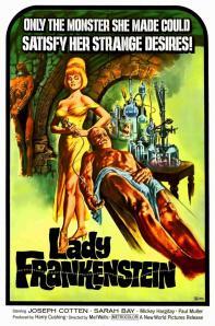 Lady Frankenstein - poster final