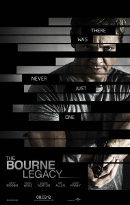 The Bourne Legacy - poster