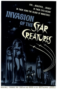 Invasion of the Star Creatures - poster final