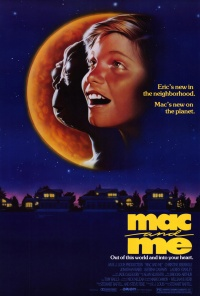 Mac and Me - poster 190