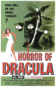 Horror of Dracula - poster final
