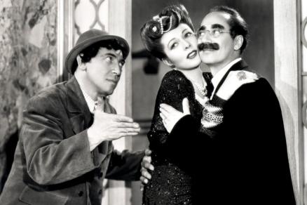 The Movie Burger - A Night in Casablanca