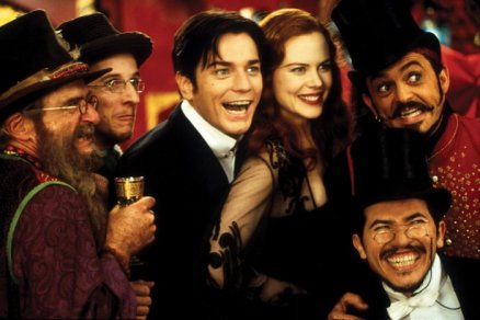 The Movie Burger - Moulin Rouge