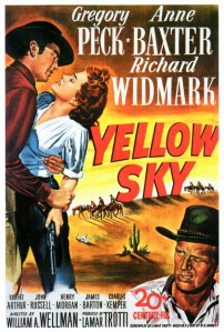 Yellow Sky - poster final