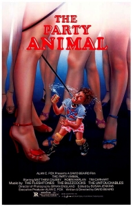 the party animal - poster final