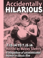 Accidentally Hilarious by Fritzi at Movies Silently