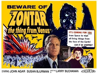 Zontar, The Thing from Venus
