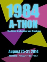 1984 A-Thon - logo