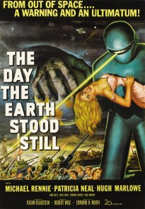 Day the Earth Stood Still - poster 3
