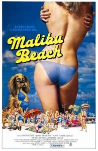 Malibu Beach - poster
