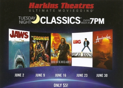 Harkins TNC flyer
