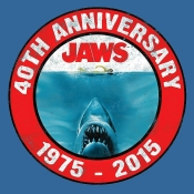 Jaws - 40th logo final square