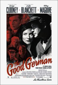 The Good German - poster