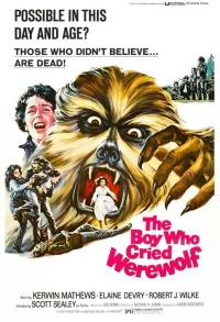 The Boy Who Cried Werewolf - poster