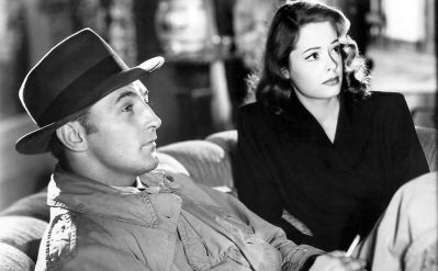 Out of the Past - Mitchum and Greer