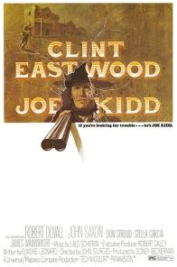 Joe Kidd - poster best crop
