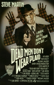 Dead Men Don't Wear Plaid - poster final