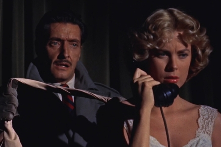 Dial M for Murder - photo hello (best) crop fix