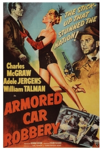 Armored Car Robbery - poster fix