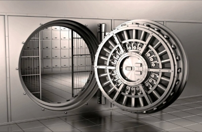 Bank Vault - photo crop 2
