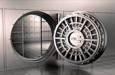 Bank Vault - photo crop 2