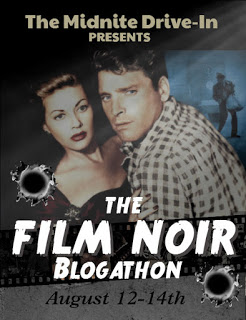The Film Noir Blogathon - banner