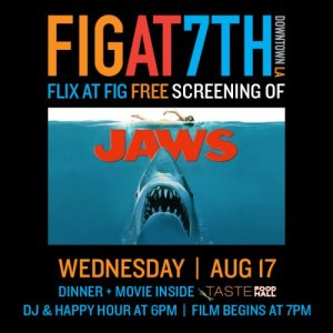 Jaws - Flix at Fig 2016