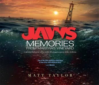 Jaws Memories from Martha's Vineyard - book cover