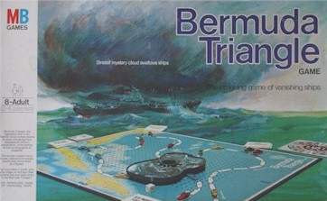 Bermuda Triangle - photo game