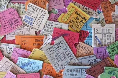 Movie Ticket Memories - photo final