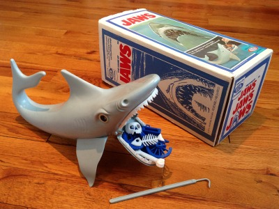 The Game of Jaws - 1975